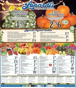 Current weekly ad Lunardis