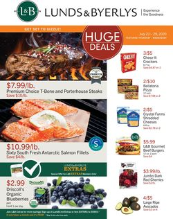 Catalogue Lunds & Byerlys from 07/23/2020