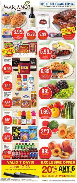 Catalogue Mariano's from 06/17/2020