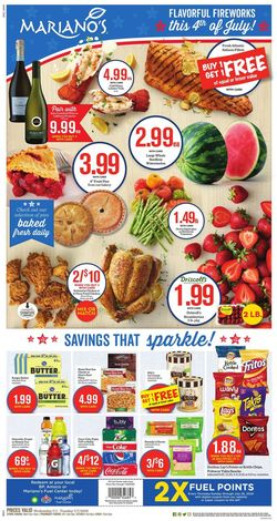 Catalogue Mariano's from 07/01/2020