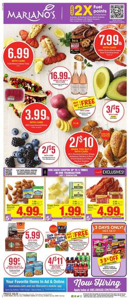 Current weekly ad Mariano's