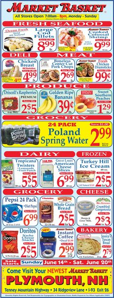 Catalogue Market Basket from 06/14/2020