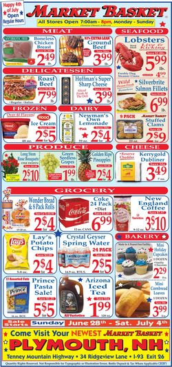 Catalogue Market Basket from 06/28/2020