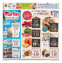 Catalogue Martin's from 06/21/2020