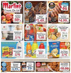 Catalogue Martin's from 07/05/2020