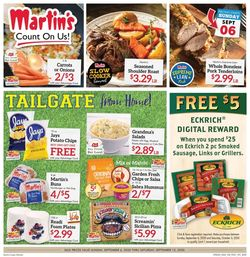 Catalogue Martin's from 09/06/2020