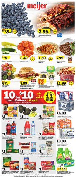 Catalogue Meijer from 07/12/2020