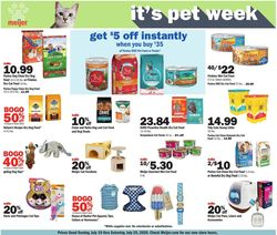 Catalogue Meijer from 07/19/2020