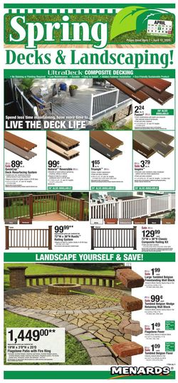Menards Current Weekly Ad 07 21 08 03 2019 9
