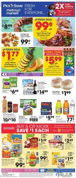 Catalogue Metro Market from 08/05/2020