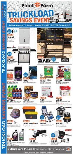 Catalogue Mills Fleet Farm from 08/07/2020