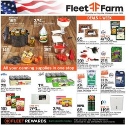 Current weekly ad Mills Fleet Farm
