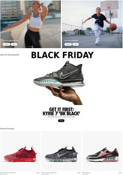 Current weekly ad Nike