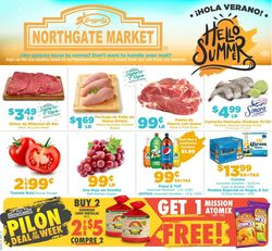 Catalogue Northgate Market from 06/24/2020