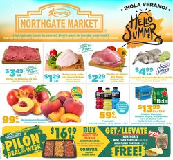 Current weekly ad Northgate Market