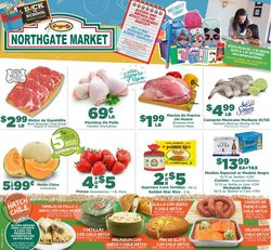 Catalogue Northgate Market from 08/26/2020