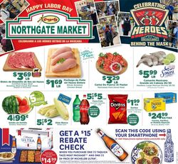 Catalogue Northgate Market from 09/02/2020