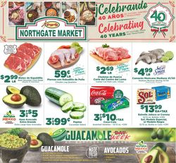 Catalogue Northgate Market from 09/09/2020
