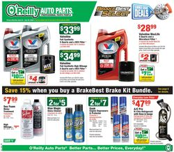 Catalogue O'Reilly Auto Parts from 06/24/2020