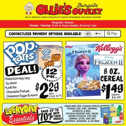 Catalogue Ollie's from 08/06/2020