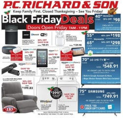 Current weekly ad P.C. Richard & Son