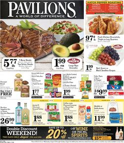 Current weekly ad Pavilions