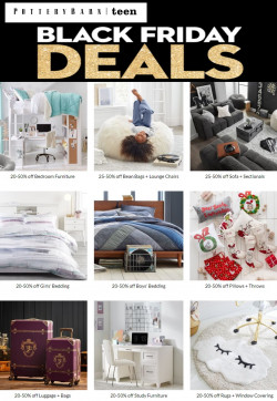 Catalogue PBteen - Black Friday Sale Ad 2019 from 11/26/2019