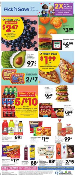 Catalogue Pick 'n Save from 06/24/2020