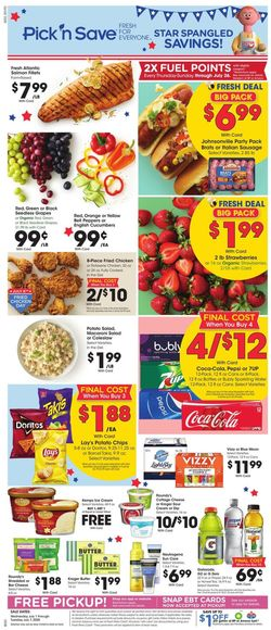 Catalogue Pick 'n Save from 07/01/2020