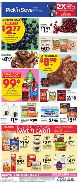 Current weekly ad Pick 'n Save