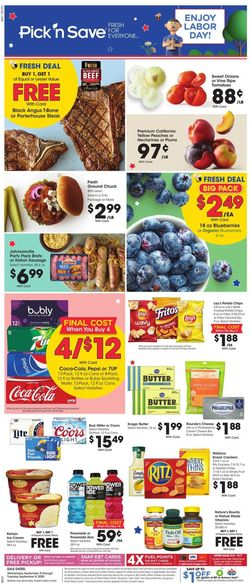 Catalogue Pick 'n Save from 09/02/2020