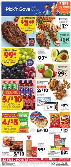 Catalogue Pick 'n Save from 09/09/2020
