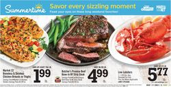 Catalogue Price Chopper from 08/30/2020