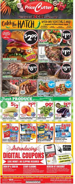 Current weekly ad Price Cutter