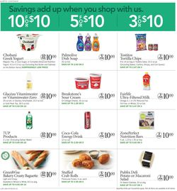 Catalogue Publix from 07/09/2020