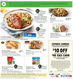 Catalogue Publix from 09/17/2020
