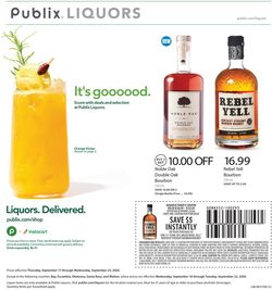 Catalogue Publix from 09/16/2020