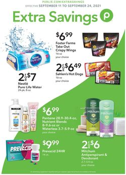 Publix Current weekly ad 05/14 - 09/16/2021 [9] - frequent