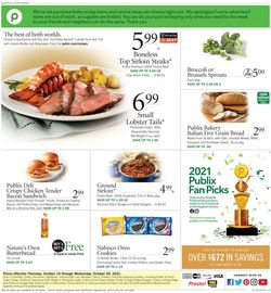 Current weekly ad Publix