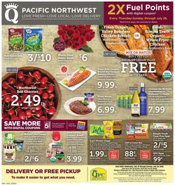 Catalogue QFC from 07/22/2020