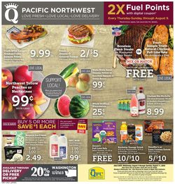 Catalogue QFC from 08/05/2020