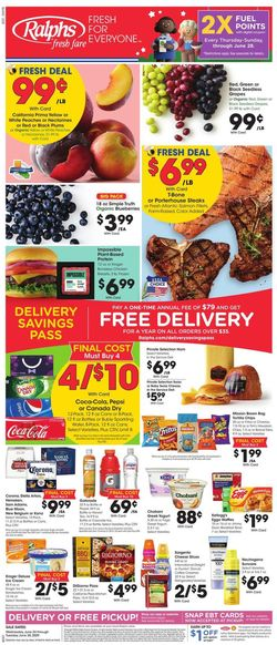 Catalogue Ralphs from 06/24/2020