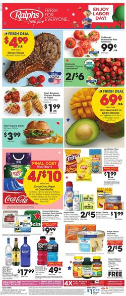Catalogue Ralphs from 09/02/2020
