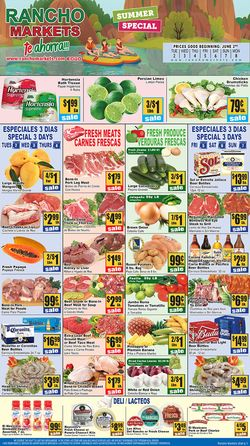 Catalogue Rancho Markets from 06/02/2020