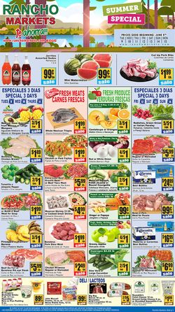 Catalogue Rancho Markets from 06/09/2020