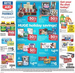 Rite Aid - Holiday Ad 2019