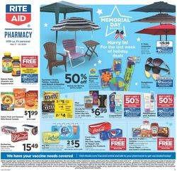 Catalogue Rite Aid from 05/17/2020