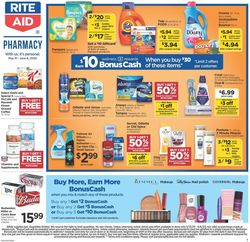 Catalogue Rite Aid from 05/31/2020