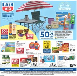 Catalogue Rite Aid from 06/07/2020