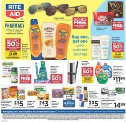 Catalogue Rite Aid from 06/21/2020